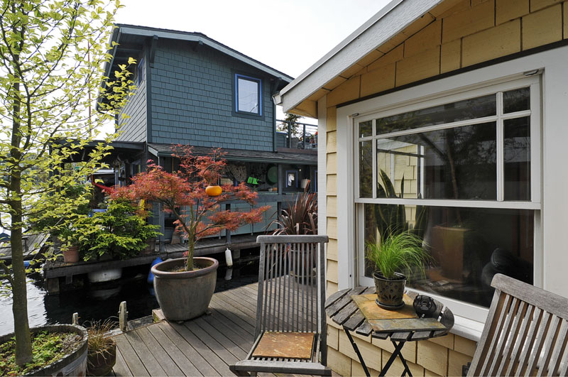 2321 fairview ave e – Seattle Houseboats For Sale